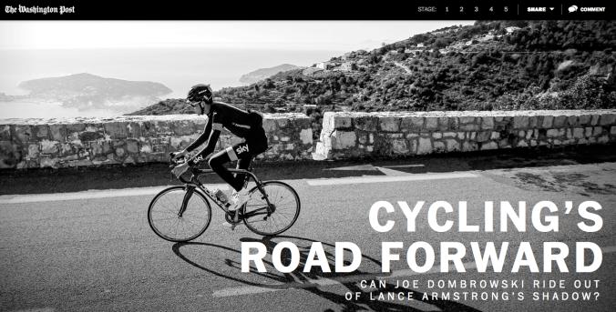 cyclings road forward